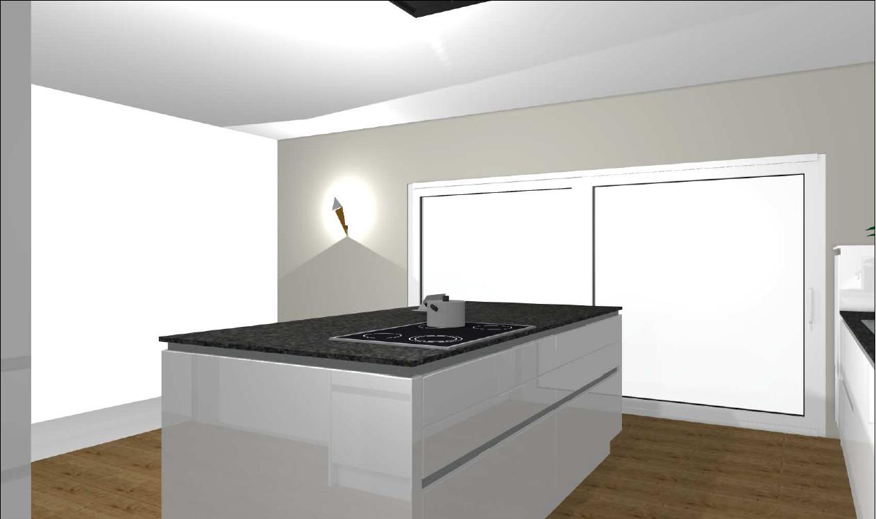 unser architektenhaus in ak weitere k chenansichten. Black Bedroom Furniture Sets. Home Design Ideas