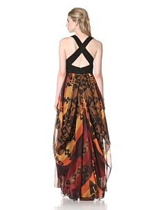 MyHabit: Up to 60% off: L.A.M.B.: Navajo Printed Maxi Dress