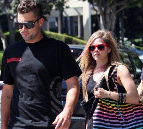 Avril lavigne dating