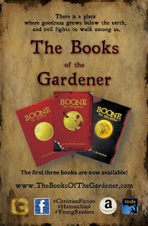 The Books of the Gardener