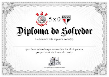 Diploma Sofredor