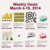 Weekly Deal Sale Mar4toMar10