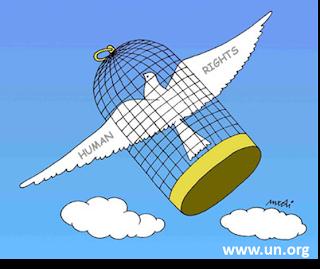 10 de Diciembre: ¿Día Internacional? de los Derechos Humanos.