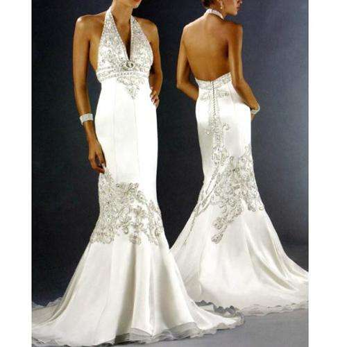 Wedding Dresses For Pear Shaped Women 68