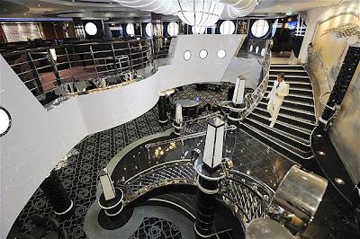 Mewahnya Kapal Pesiar MSC Divina Terbesar di Dunia