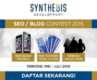 Synthesis Blog Contest 2015