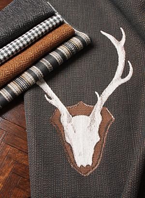 rustic cabin fabrics