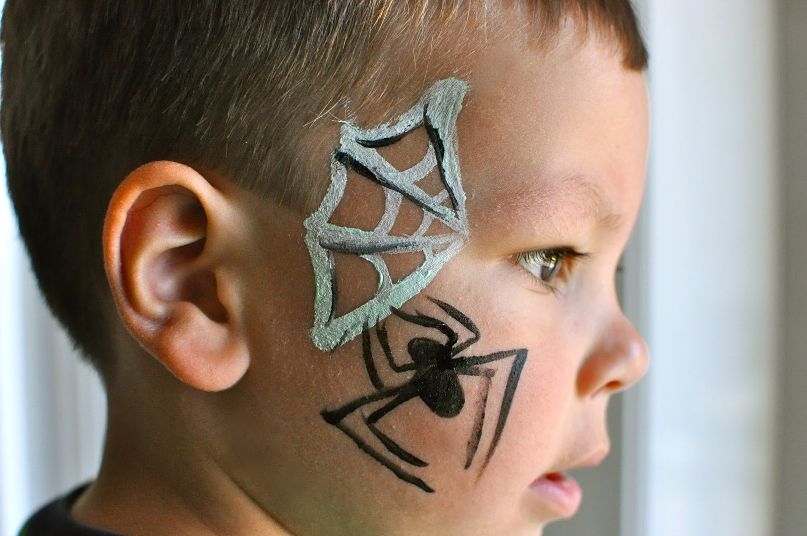 Just be happy!: Face Paint = Fun!