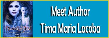 Meet Australian Author Tima Maria Lacoba