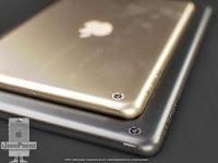 imágenes de la iPad 5 y iPad mini 2