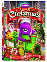 Barney giveaway