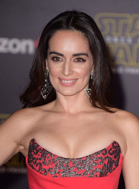 Actress, @ Ana De La Reguera At Star Wars: Episode Vii - The Force Awakens Premiere In Hollywood