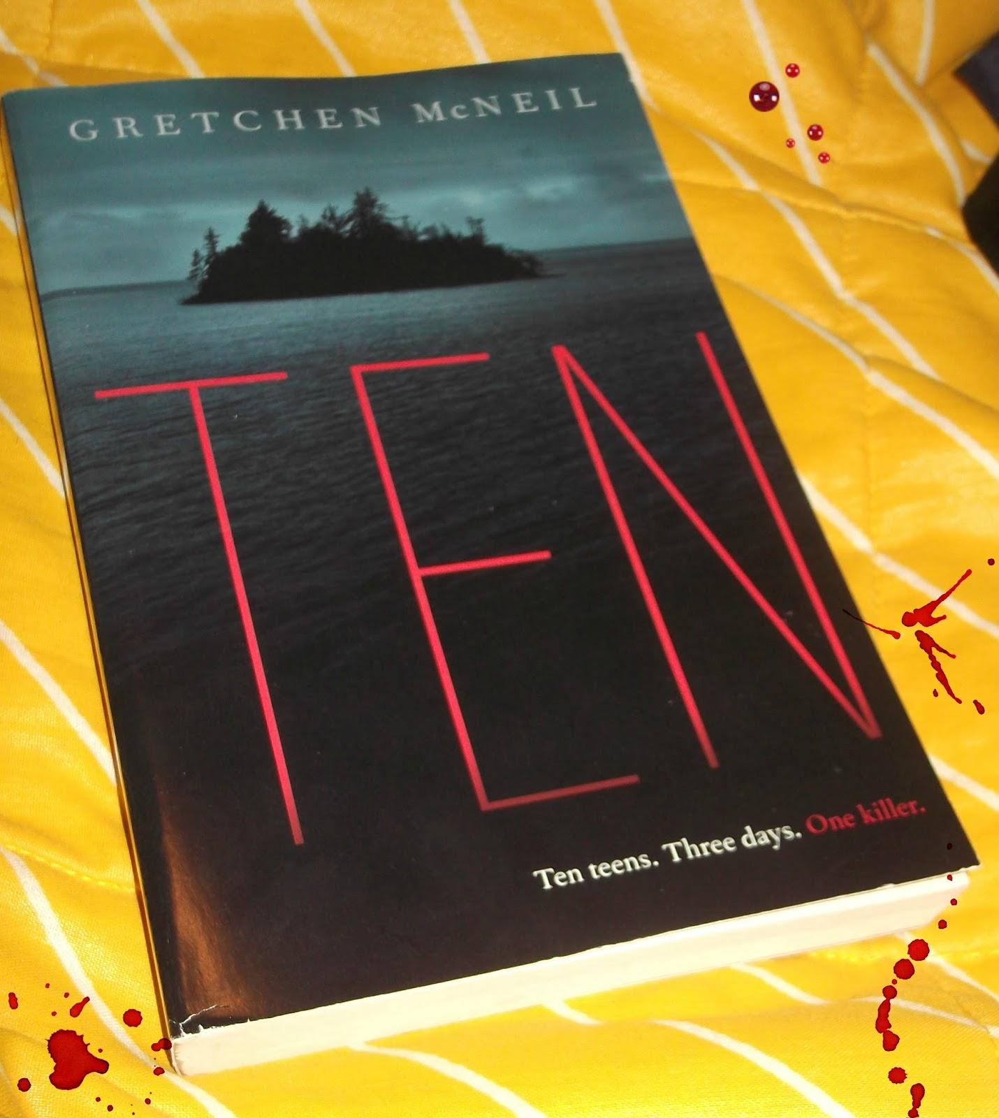 ten by gretchen mcneil pdf