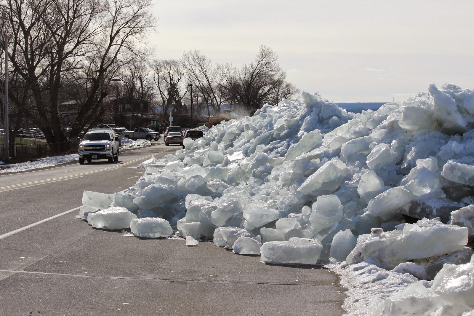 تسونامي الجليد