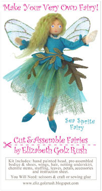 SEA SPRITE FAIRY KIT