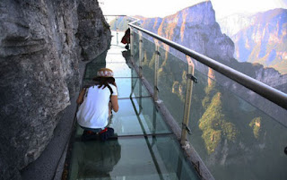 Tianmen Skywalk – Hunan