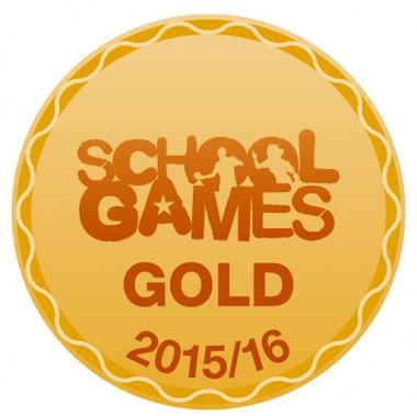 Gold Award 2015-2016