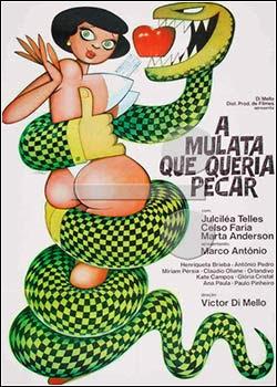 Download - A Mulata Que Queria Pecar - DVDRip - AVI - Nacional (SEM CORTES)