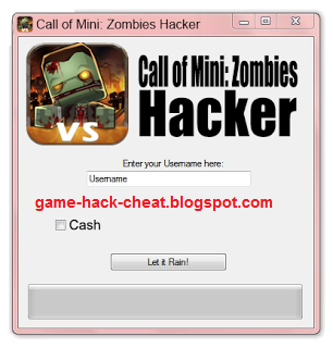 call of mini zombies free hack tool android ios