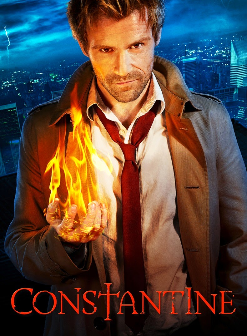 Constantine - 1ª Temporada [MP4 - HDTV - Legendado] - Torrent