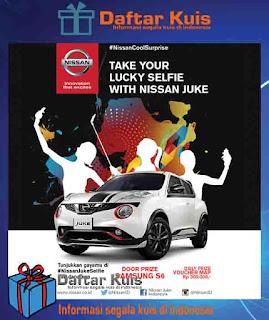 Lomba Foto Juke Selfi Corner Bersama Nissan Juke Indonesia