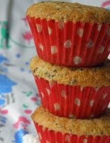 Recipe for baking muffins on Fabulous Food Friday!