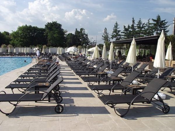 Piscina Sky Pool Ploiesti 2012