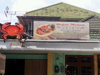 Depot Makan Kepiting Rejeki