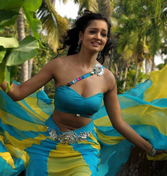 South Indian Actress Shanvi Hot Pictures Gallery