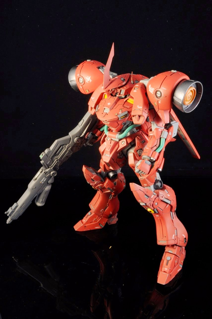 AGX-04 Gerbera Tetra modeled by Aor_or_die