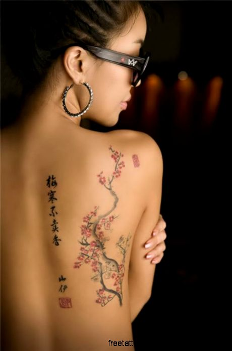 Knot Small Back Tattoos For Women Images Tattoo 3d beautiful