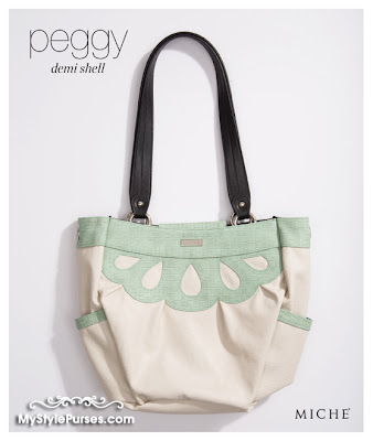 Miche Peggy Demi Shell