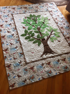 Family Tree Quilt Magpie Quilts