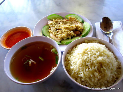 Nasi Hainan Ayam Jahe