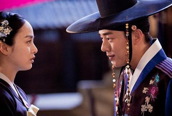 ''Tình sử Jang Ok Jung'' mang đầy đủ mô tip phim Hàn 1
