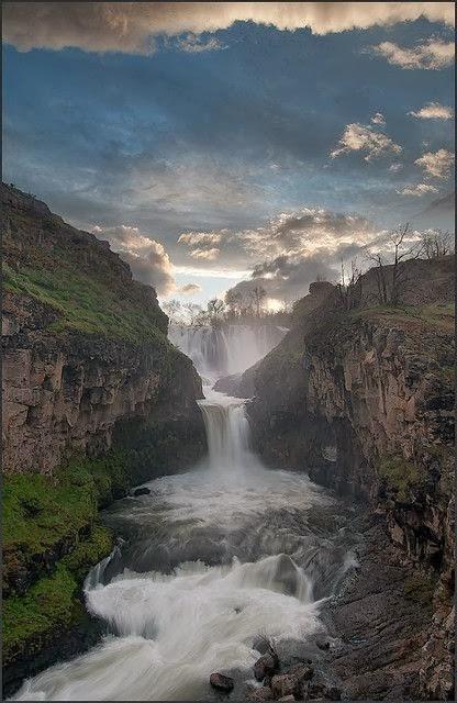 White River Falls, Ore...