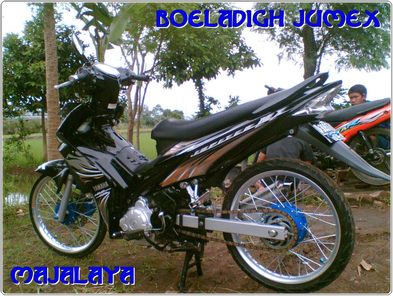 Boeladigh Suka Balap Motor Boeladigh Jumex Jupiter Mx