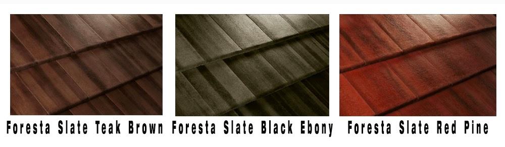 Harga Genteng Beton Monier Foresta Slate