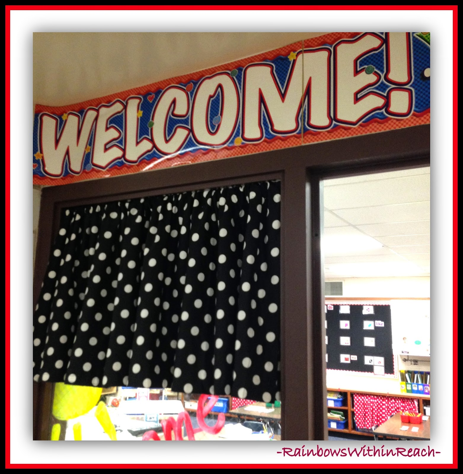 Back to School Welcome: 200+ BTS Bulletin Boards at RainbowsWithinReach