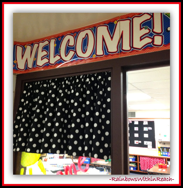 Back to School Welcome at RainbowsWithinReach