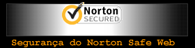 Selo do Norton Secured