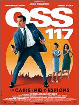 Film OSS117 Le Caire nid d espion en streaming