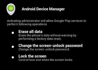 Cara Mudah Mencari Smartphone Android yang Hilang
