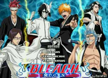 Bleach Mugen Free PC Game (2010)