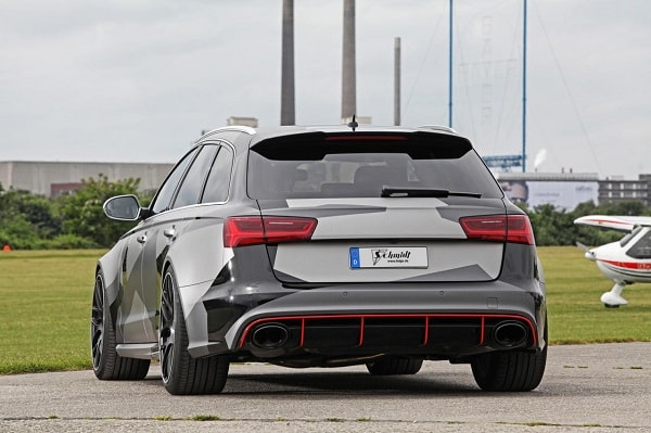 Audi RS 6 Avant Schmidt Revolution