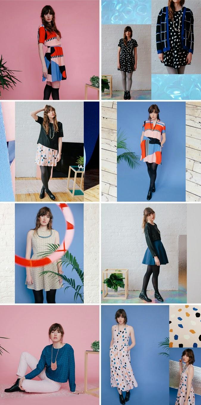Blog mode, vetements fashion, fashion blog -Dusen Dusen A/W 2014 - 1