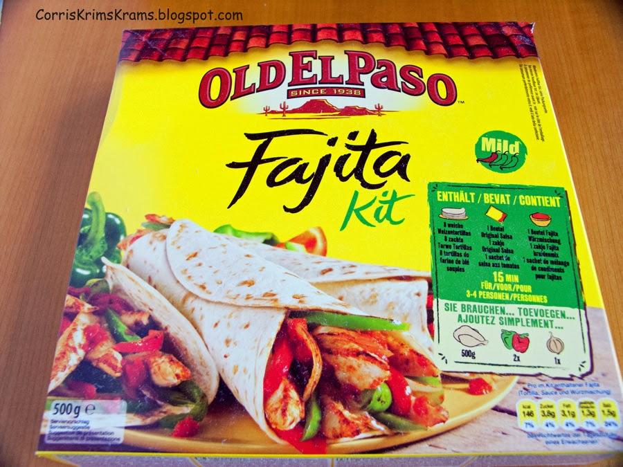 Fajitas, Old El Paso Kit