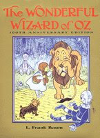 Cover of The Wonderful Wizard of Oz eBook