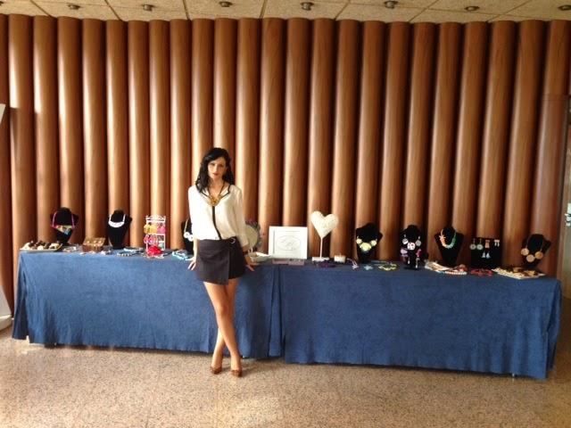 Primer Showroom NM Designs en Hotel Spa La Laguna