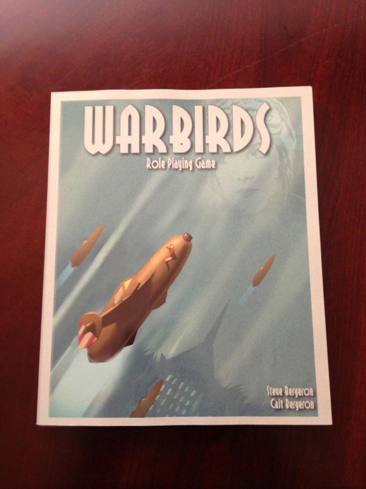 Warbirds Proof